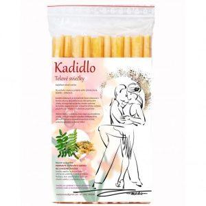 Telové sviečky Kadidlo