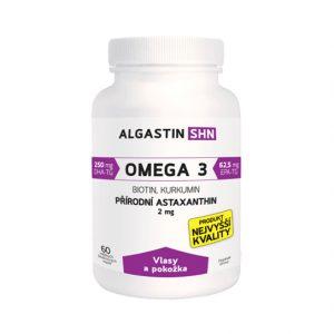 Algamo Astaxantín SHN - Vlasy a pokožka (2 mg/60 kaps.)