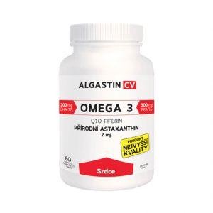 Algamo Astaxantín CV - podpora srdca (2 mg/60 kaps.)
