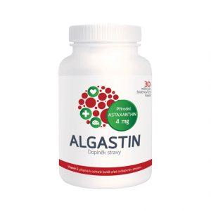 Algamo Astaxanthín + Vitamín E (4 mg/60 kaps.)