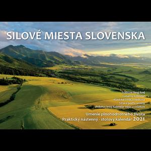 Kalendár Silové miesta SR 2021
