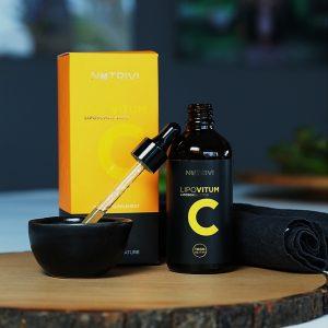 Lipozálny vitamín C v tekutej podobe LipoVitum