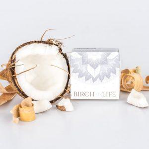 Tuhé prírodné mydlo ľahký kokos