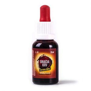 Rastlinná tinktúra Dračia krv - extra 35 % 25 ml