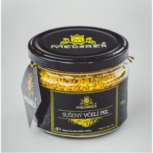 Sušený včelí peľ