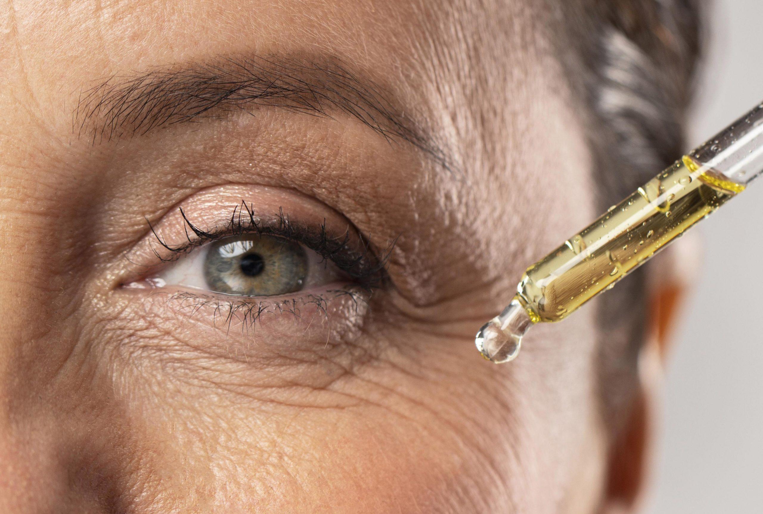 Starnutie pleti asprávna starostlivosť: Larens LipoColl Serum aGLA Face Cream