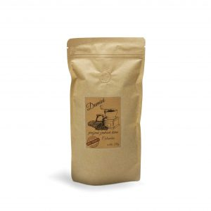 Pražená zrnková káva Colombia Excelso