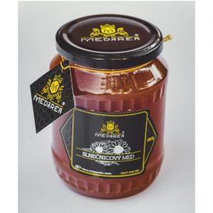 Slovenský slnečnicový med